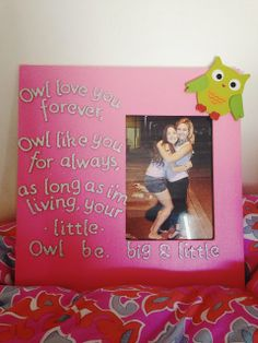 Big Appreciation| Big/Little Crafts| Chi Omega| Sorority| College Blog| Chi Omega Crafts, Sorority crafts