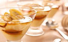 Adoce o seu final de tarde com muito mais saúde! Aprenda a fazer Banana Flambada com Creme de Iogurte TopTherm logo mais no Programa Mulheres ;)
