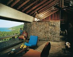 Spring Hotel, Bequia, by Crites & McConnell, St Vincent and the Grenadines, 1967