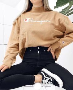 Trendy Fall Outfits, Summer School Outfits, Cute Comfy Outfits, Cute Outfits For School, Teen Fashion Outfits, Trendy Clothes For Women, Mode Outfits, Casual Winter Outfits, Stylish Outfits
