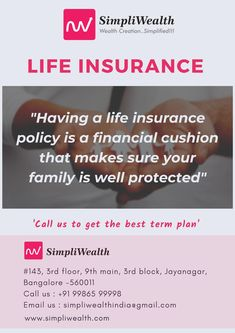 Insurance Website, Life Insurance Agent, Wealth Creation, How To Get, How To Plan, Your Family, Personal Finance, Facts, Social Media