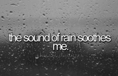 It really does ☔
