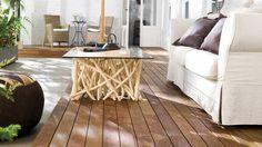 Estilo y confort para exteriores y terrazas con los materiales naturales de L'Antic Colonial