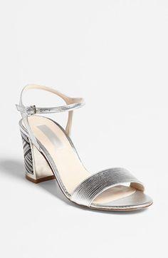 L.K. Bennett 'Mila' Leather Sandal available at #Nordstrom