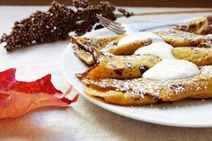 Two Tarts | Recipes and Cocktails: Pumpkin Crepes
