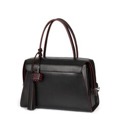 TOD'S Tod's Twist Medium Boston Bag. #tods #bags #leather #hand bags #charm #accessories #