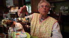 Nana embarrasses Heide