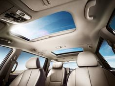 Car Features | 2015 Kia Sedona Minivan MPV | Kia Cars