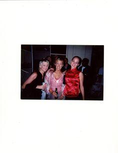 Rhonda Miller, Nikki Blakeslee & Vai