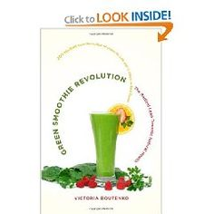 Combining nutrition and know-how with recipes that pack a powerhouse punch, Victoria Boutenko reintroduces long neglected fruits, vegetables, and greens in the most persuasive style for our busy lives: with fast prep and delicious results. Featuring 200 recipes, Green Smoothie Revolution offers both simplicity (4 ripe pears, 1 bunch parsley, 2 cups water; blend well) and enough variety to keep taste buds happy and nutrients coming from a wealth of options.