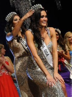 Miss Iowa USA 2014 Evening Gown: HIT or MISS?