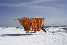 Winter Stations - Toronto's waterfront brought to life with public warming huts…
