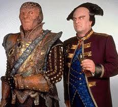 G'Kar and Londo from Babylon 5
