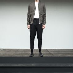 mxdvs:  Tapered Trousers Chapter Autumn/Winter 2015