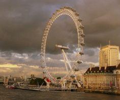 London Eye | Fotografia de Joana Coelho | Olhares.com