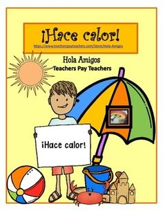 I like to use these for the back page of other worksheets.  It gives my early finishers an educational fun thing to do.  Learn Spanish and have fun!