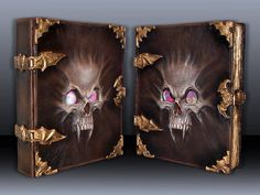 Book of the Dead - necromancer who reads this tome advance in experience to the middle of the next level; all other readers loss a level