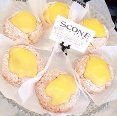Scones at The Sugar