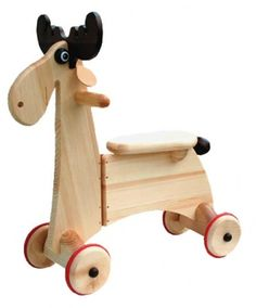 Wooden toys for children - true and real ecolifestyle