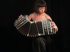 Maestra del bandoneón en concierto en Miami