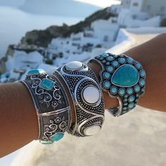 summer breeze |  Greece -  boho -  #bracelets  #bohemian
