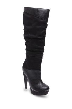 Barnes High Heel Boot