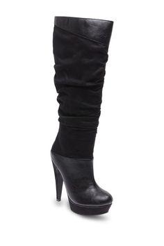 Barnes High Heel Boot