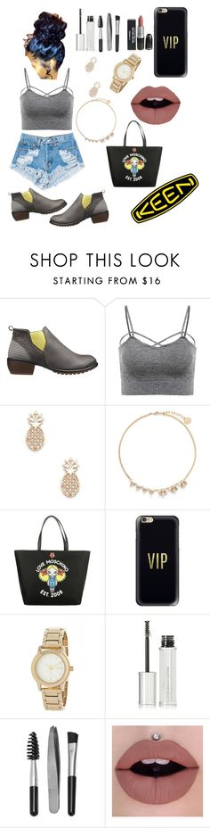 """So Fresh and So Keen: Contest Entry! Let's Go ;-)"" by melilove19 ❤ liked on Polyvore featuring Levi's, Keen Footwear, Sole Society, Anton Heunis, Love Moschino, Casetify, DKNY, Givenchy, Sephora Collection and keen"