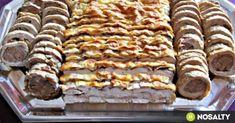 Hideg hústál recept képpel. Hozzávalók és az elkészítés részletes leírása. A hideg hústál elkészítési ideje: 55 perc Kfc, Meat Recipes, Waffles, Cereal, Bacon, Food And Drink, Easter, Breakfast, Paleo