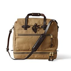 Filson Outfitter Travel Bag Tan FIL-70151-TN