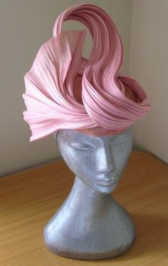Ida - Millinery by Leah Cassidy SS 2014