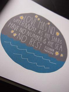 Helsinki Dragonfly illustration , kuvitus , lainaus , lisa congdon , love , meri , quotation , quote , rakkaus , sea , stars , tähdet