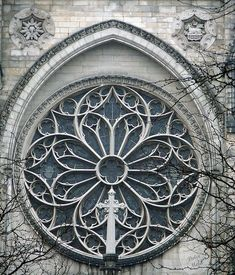 st. johns cathedral gothic window - Google Search
