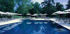 La Réserve Geneva Hotel & Spa - Outdoor Swimming Pool