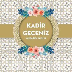 🌙Kadir Geceniz Mübarek Olsun Kartları 💚REKLAMSIZ💚 Iphone Wallpaper, Decorative Plates, Greeting Cards, Frame, Allah, Posters, Home Decor, Olinda, Picture Frame