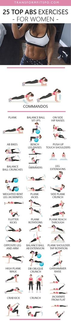 Repin and share if you liked this massive workout list!
