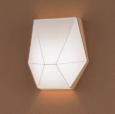 B-1872 wall-mounted light fixture, Yamagiwa. Togo Murano. 村野 藤吾
