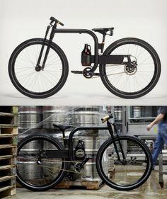 growler city bike large 650x776 Growler City Bike Bike Store, Cycling Workout, Cool Tech, Bike Design, Key West, Bicycles, Plywood, Spin, Gift Guide