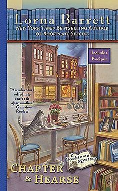 Chapter and Hearse (A Booktown Mystery, #4)