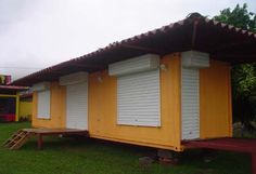 Alternative Homes - Container Homes