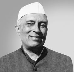 If you are an Indian, then you would know about Jawaharlal Nehru. He is one of the famous personalities of India. He was the one who took the lead after the independence of India and was the first prime minister on India. First Prime Minister, Jawaharlal Nehru, India Independence, History Pics, Political Leaders, Mahatma Gandhi, People Like, Drawing Ideas, Nostalgia