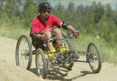 adaptive mountainbiking