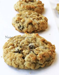 Super delicious! I didn't make them jumbo sized, just used by cookie scoop. Made about 6 dozen. Will def use the recipe again, with some health modifications even