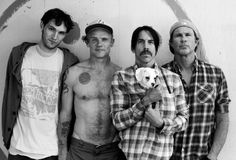 • red hot chili peppers