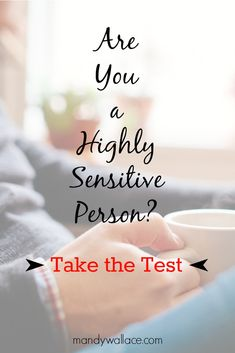 What's a Highly Sensitive Person? Have you heard of the highly sensitive person? A highly sensitive person, or HSP, picks up sensory info—like smells, sounds, and flavors—before non-sensitives can. That's because HSPs have a finely tuned nervous system. The difference is a biological one, according to psychologists Dr. Carl Jung and Dr. Elaine Aron. So HSPs are born with …