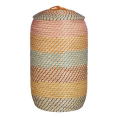 BuyJohn Lewis Fusion Agra Laundry Basket, Multi Online at johnlewis.com