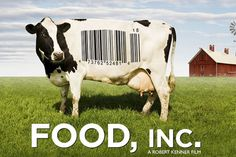 Food Inc. is a documentary, from filmmaker Robert Kenner, that uncovers many unknown things about America's food industry. Food Inc. seeks to open America's eyes about where our food comes from and how it is produced through this intriguing documentary.