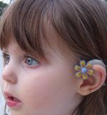 These made having to wear hearing aids much easier for my 7 year old.....whoever came up with this idea THANK YOU!!