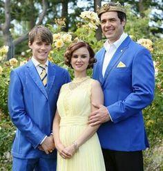 Ben and his parents