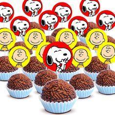 Inspiração para decoração festa Snoopy – Peanuts – Rabisco Colorido